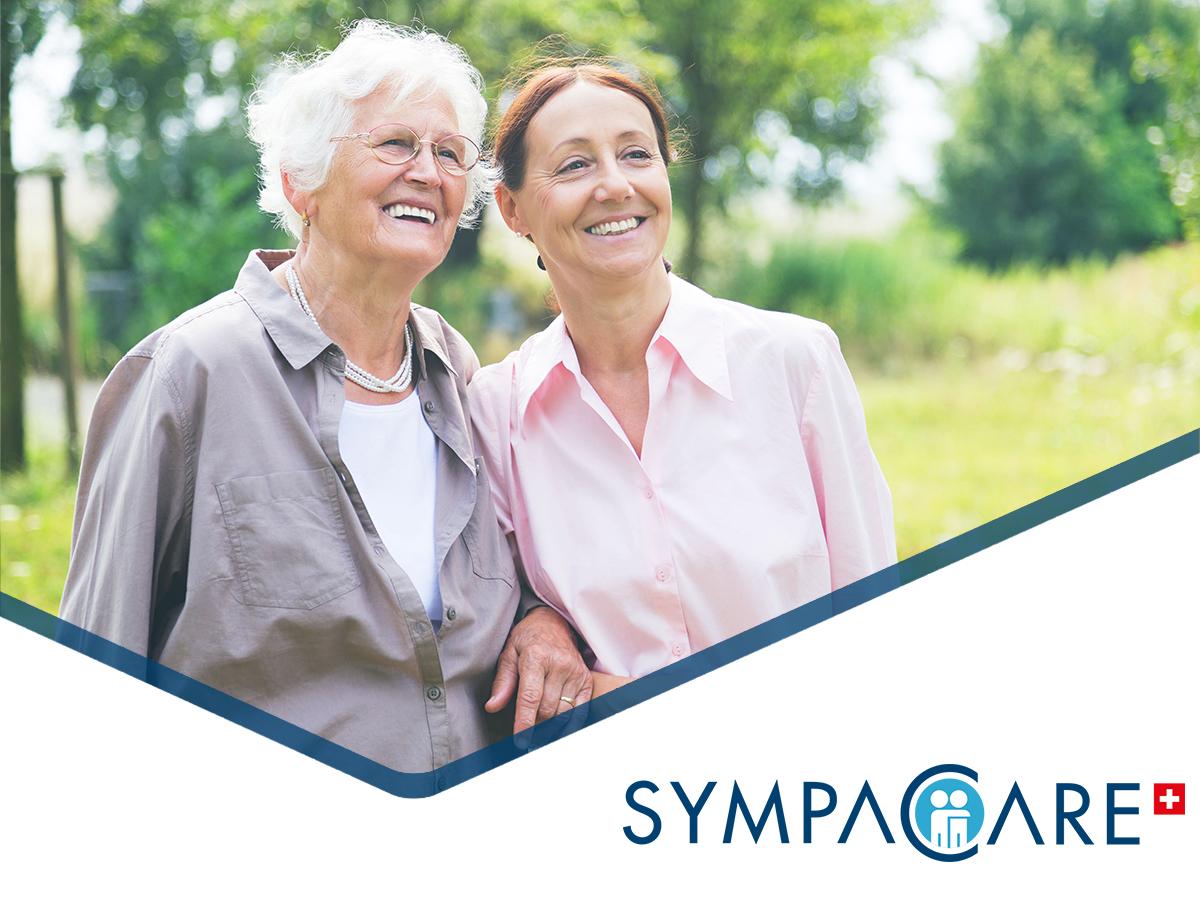 Zu Hause alt werden – aber wer übernimmt die Seniorenbetreuung?