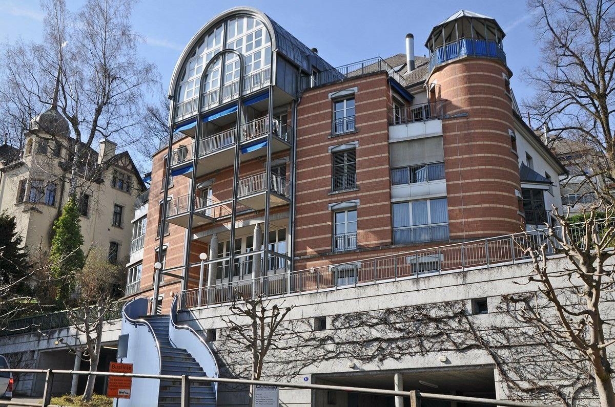Bild von Bürogebäude Sympacare in St. Gallen