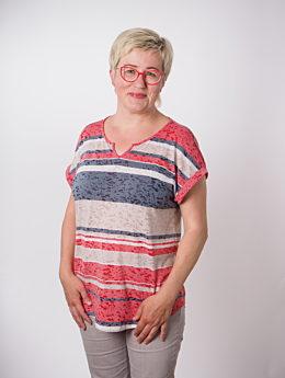 Mitarbeiterin Dietrich Justyna