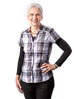 Care Beraterin Elisabeth Ruh Frontansicht