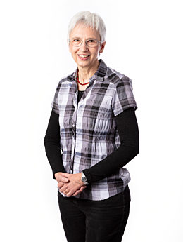 Care Beraterin Elisabeth Ruh