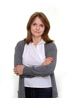 Mitarbeiterin Fella Barbara