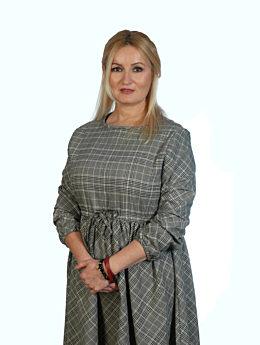 Mitarbeiterin Główczyńska Ilona
