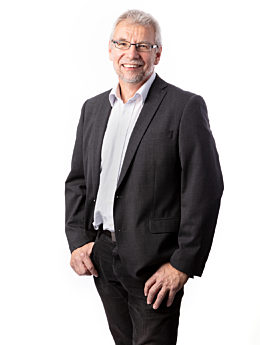Care Berater Josef Rogg seitlich