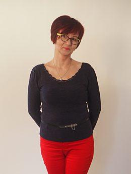 Mitarbeiterin Lewandowska Jolanta