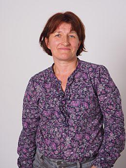 Mitarbeiterin Olewiska Beata Frontansicht