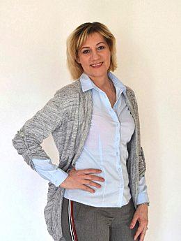 Mitarbeiterin Scheffs Komuniewska