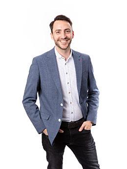 Geschäftsführer Oliver Rechsteiner